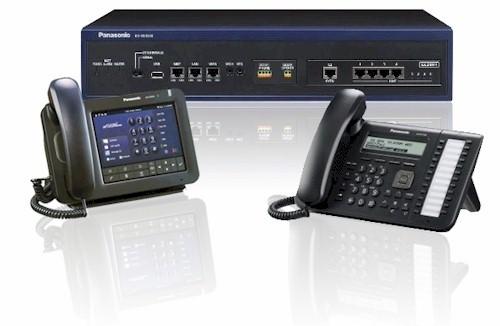 Panasonic NS500 Hydrid Pabx System