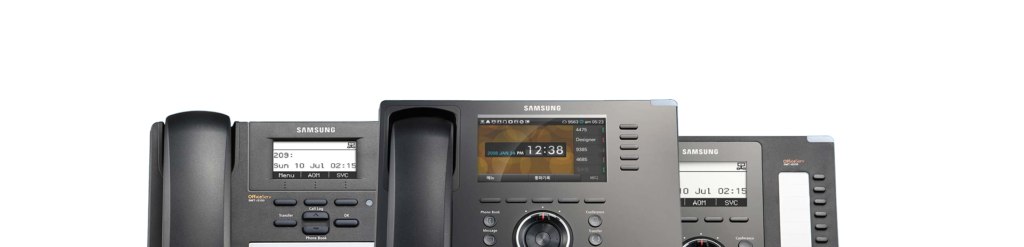 Samsung Officeserv IP Phones